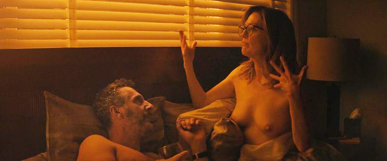Julianne Moore Topless Scene from 'Gloria Bell'
