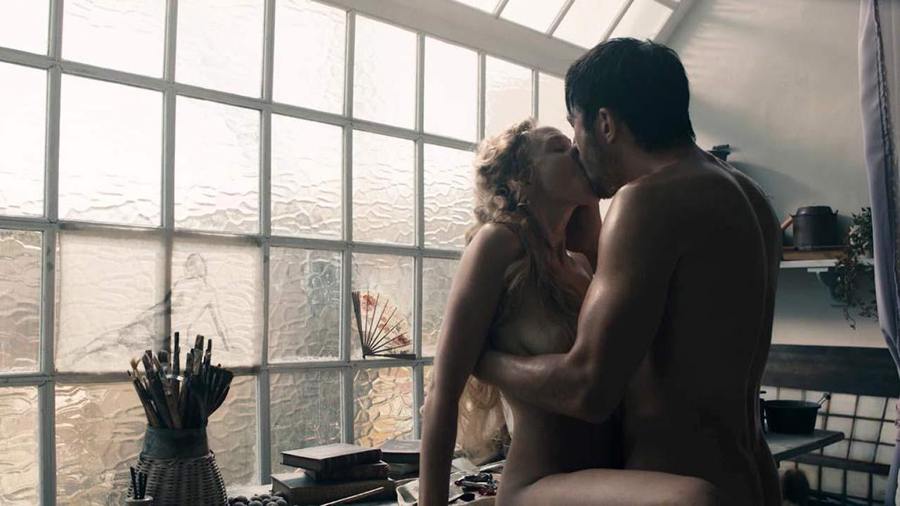 Joanna Vanderham Sex Scene from 'Warrior'