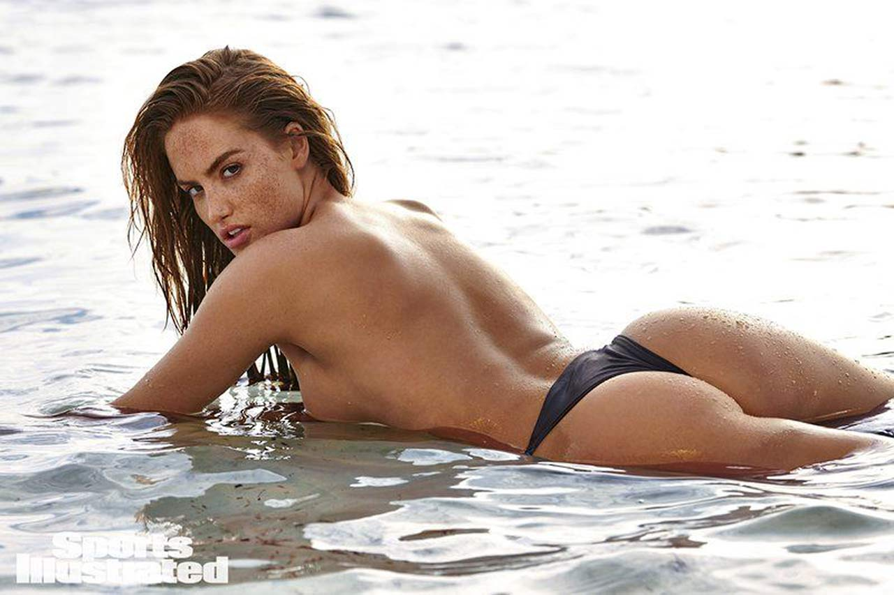 Haley Kalil Topless Pics for Sports Illustrated
