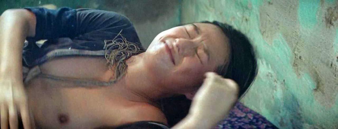 Lang Khe Tran Forced Sex Scene from 'Les confins du monde'