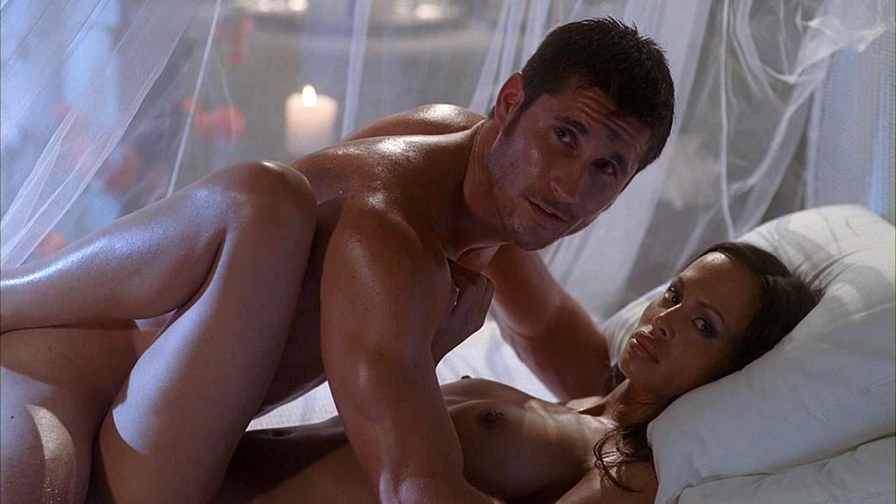 Leasi Andrews Nude Sex Scene from 'Dante's Cove'
