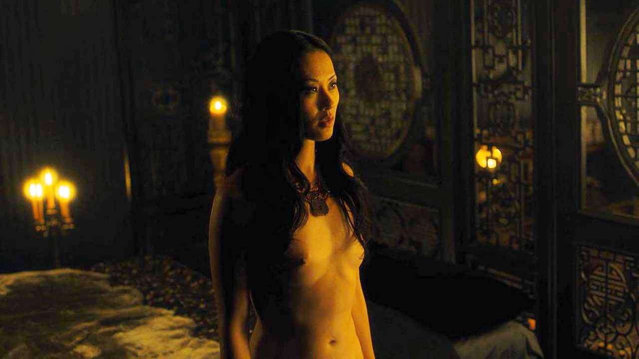 Olivia Cheng Nude Sex Scene from 'Warrior'