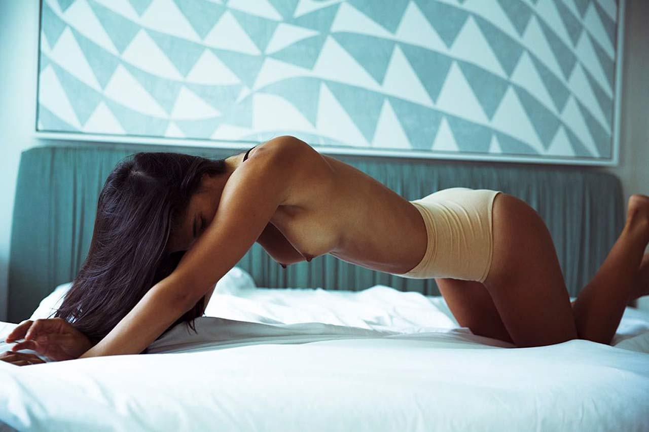 Rocky Barnes Nude Magazine Photos
