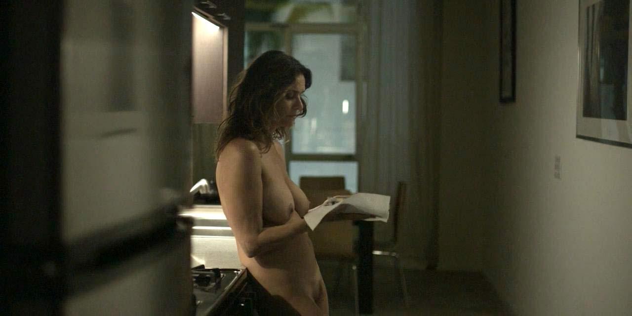 Amy Landecker Nude Scene from 'Transparent'