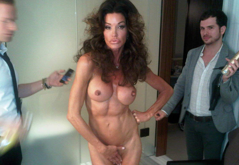 Janice Dickinson Nude – Young VS. Old ?