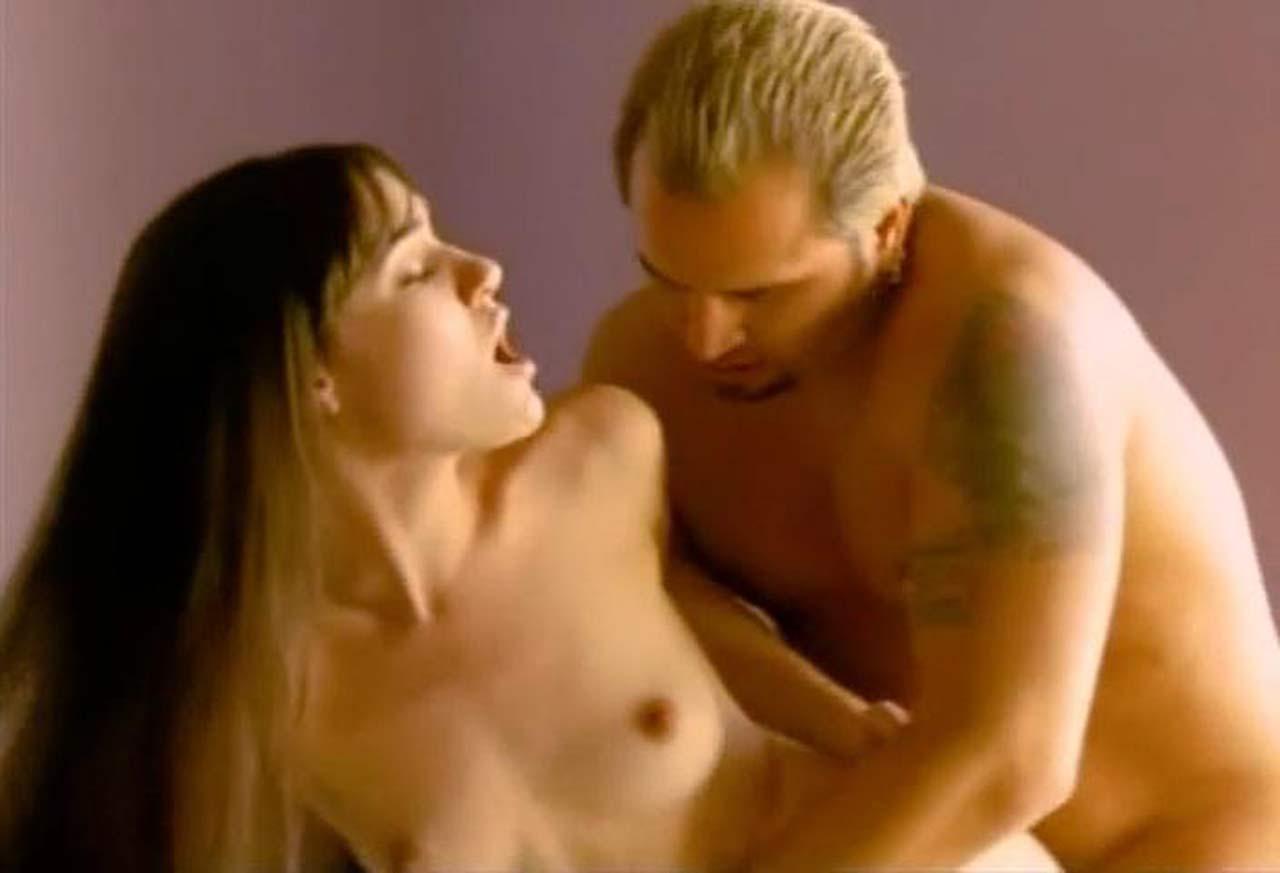 Sasha Grey & Michelle Maylene Nude Sex Scene from 'Erotic Seductions'