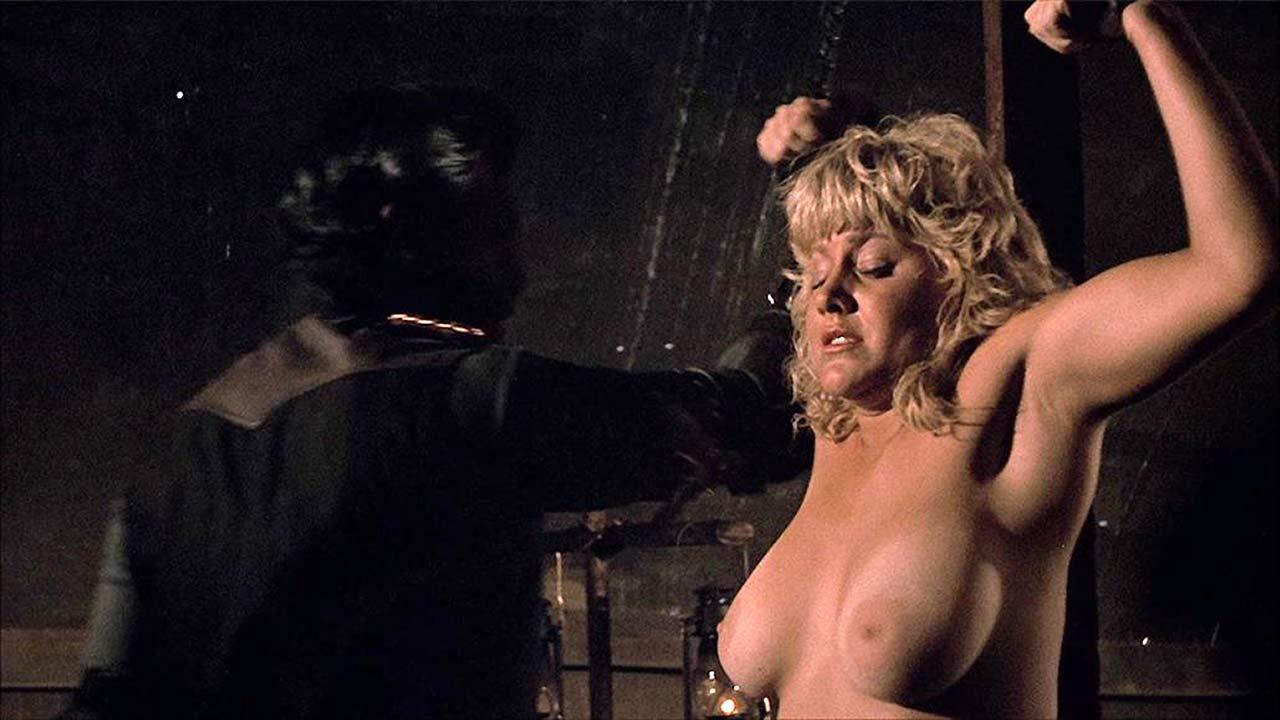 Lynda Wiesmeier Nude Rape Scene from 'Wheels of Fire'