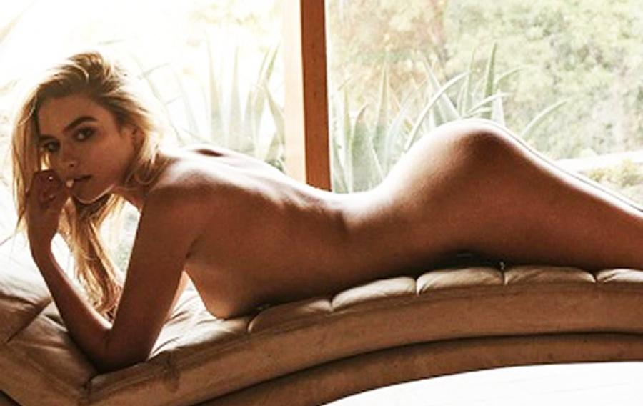 Tess Jantschek Nude Ass and Covered Topless