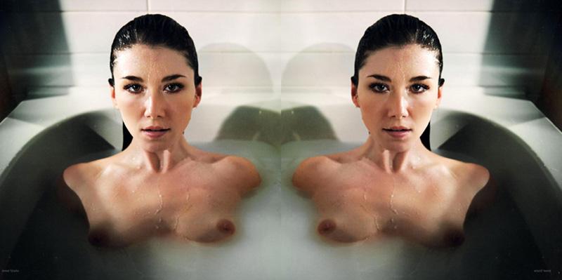 Jewel Staite Nude & Sexy Photos