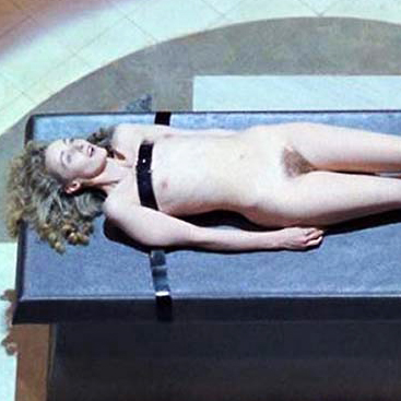 Lisa Gerrard Nude Sex Scene from 'Moon Child'