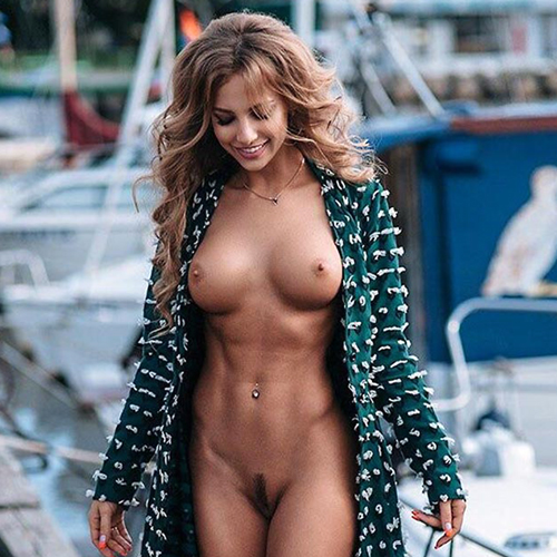 Katerina Kristall Nude Pics — Perfect Juicy Pussy and Tits Alert !