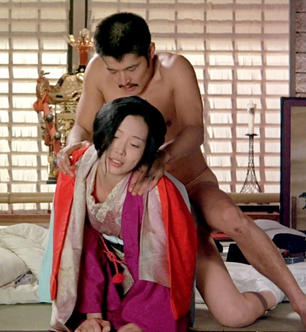 Eiko Matsuda Sex From Behind In The Realm Of The Senses Movie