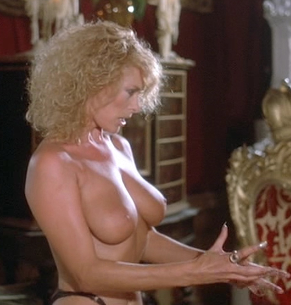 Sybil Danning Big Natural Boobs In Howling II Movie