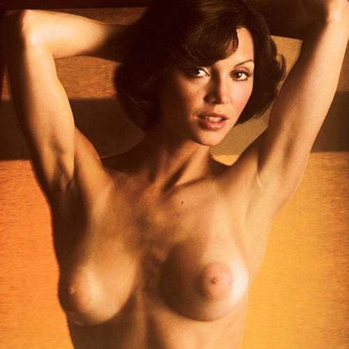 Vintage Actress Victoria Principal Nude Photos !