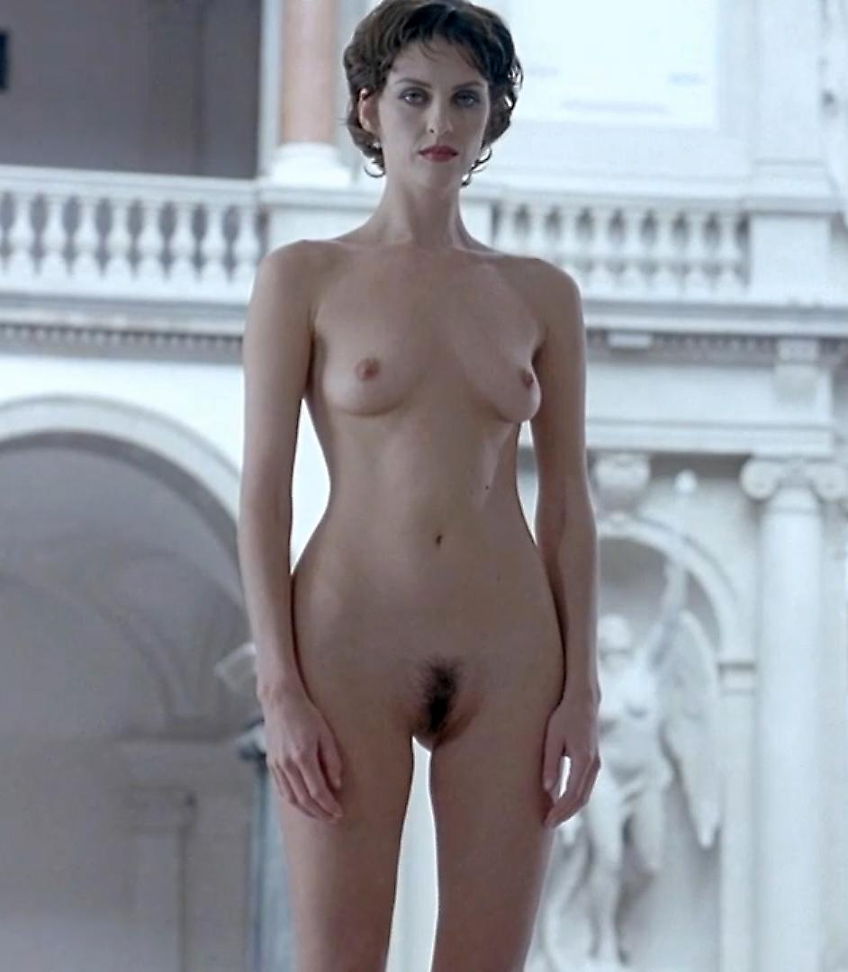 Susie Bick Nude Boobs And Hairy Bush In Flirt Movie
