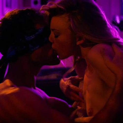 Natalie Dormer Nude Sex Scene from 'In Darkness'