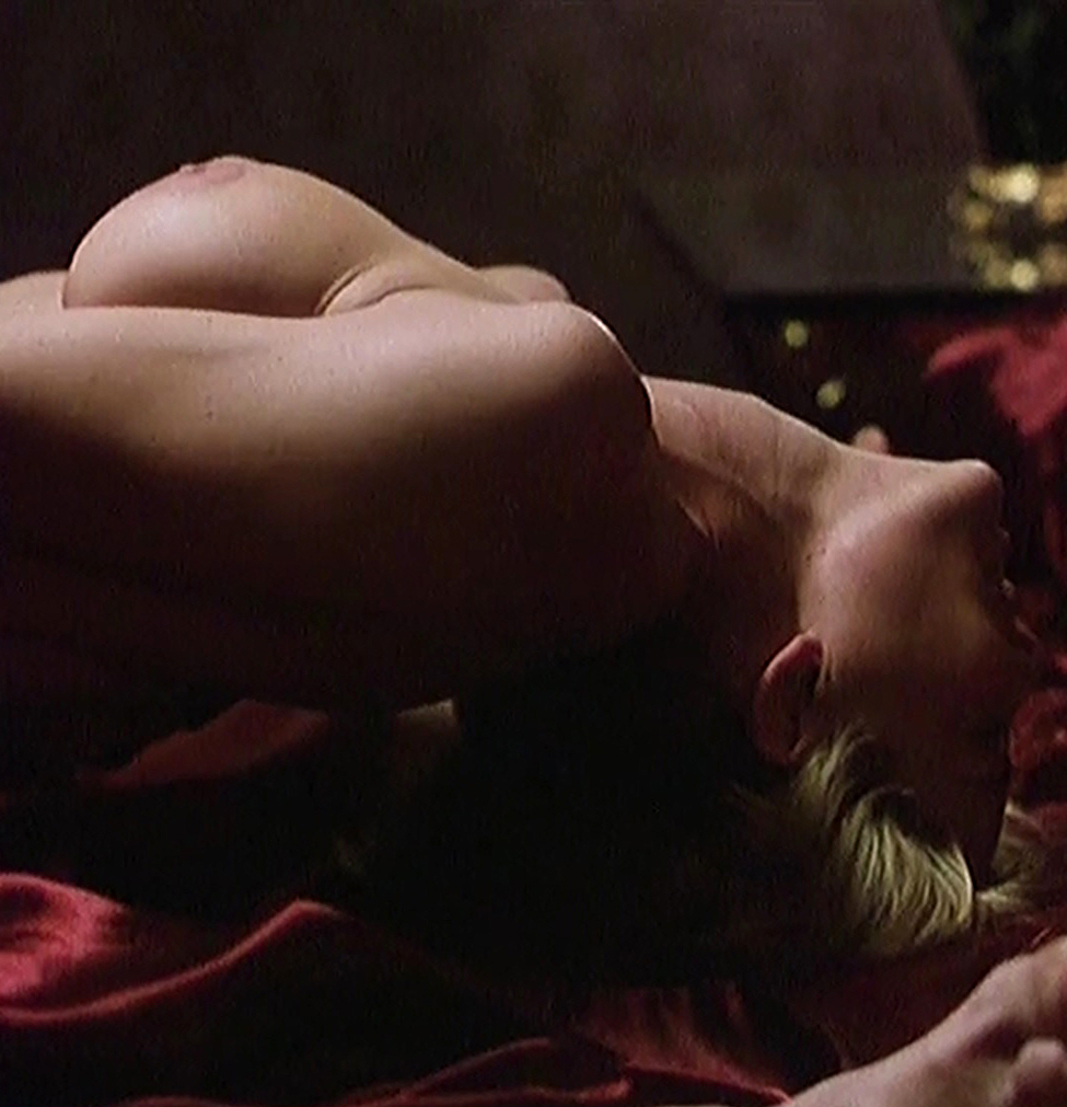 Kathleen Kinmont Nude Sex Scene In The Corporate Ladder Movie