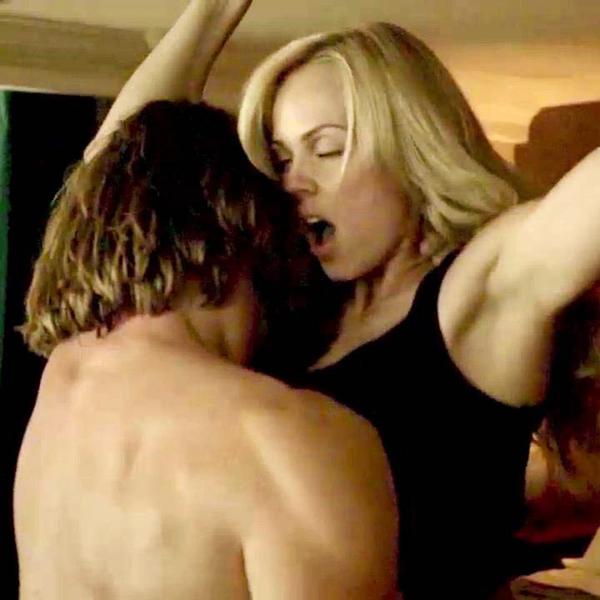 Laura Vandervoort Hot Sex Scene From 'Bitten'