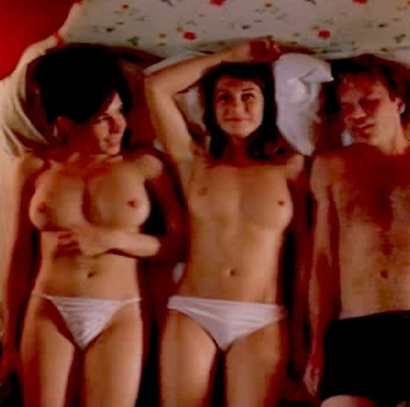 Carice Van Houten And Halina Reijn Nude Boobs And Nipples In Fathers Affair Movie