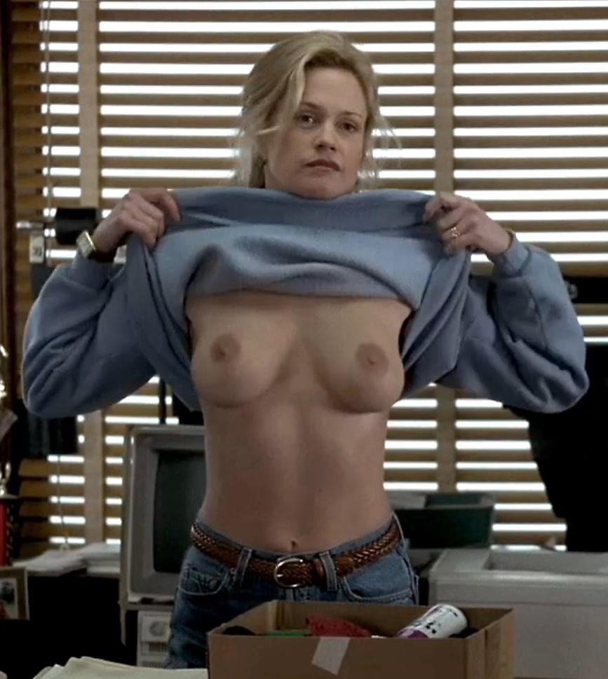 Melanie Griffith Beautiful Boobs In Nobody's Fool Movie