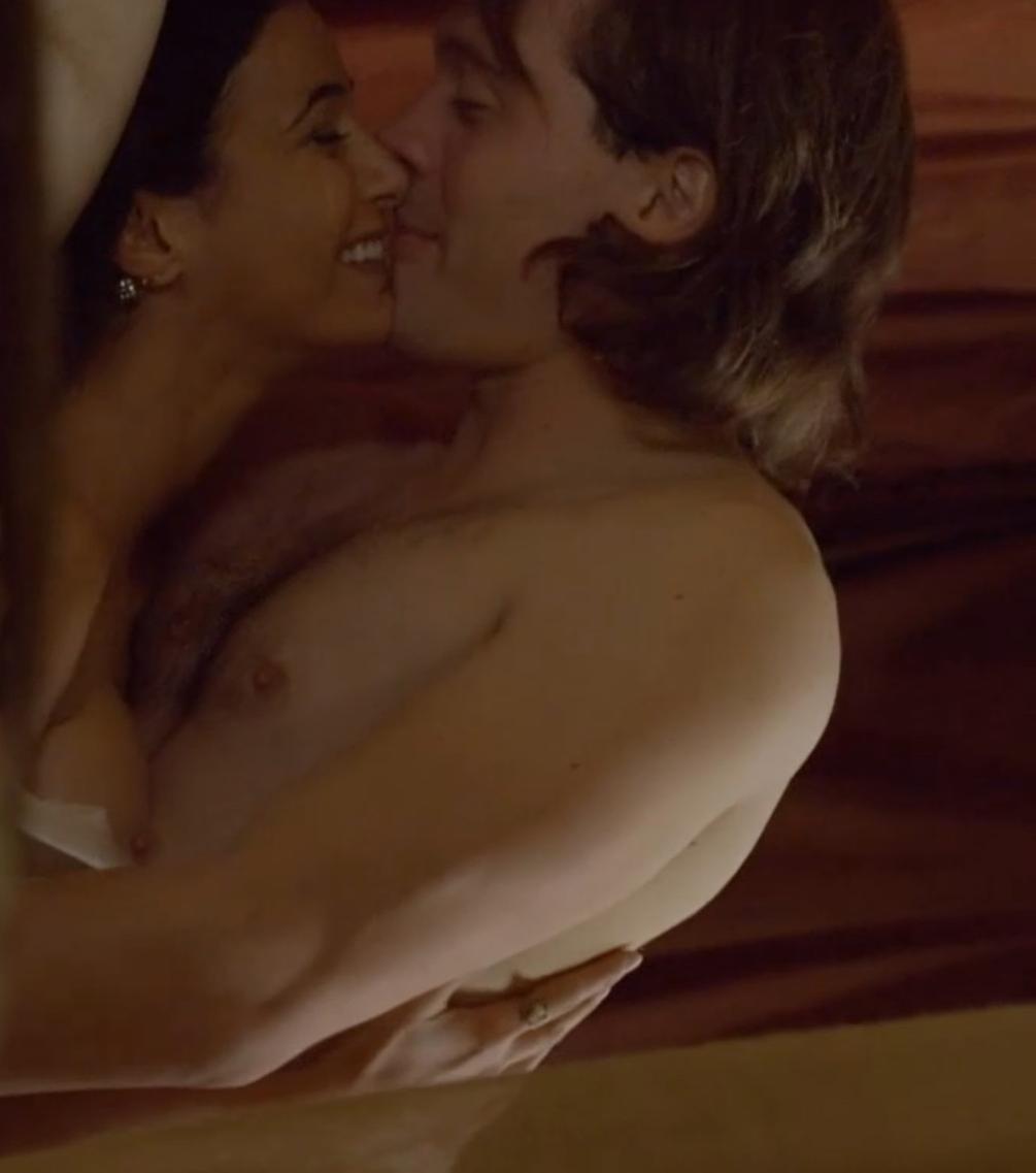 Emmanuelle Chriqui Nude Sex Scene In The Borgias Series