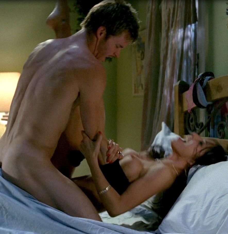 Lynn Collins Nude Sex Scene In True Blood Series