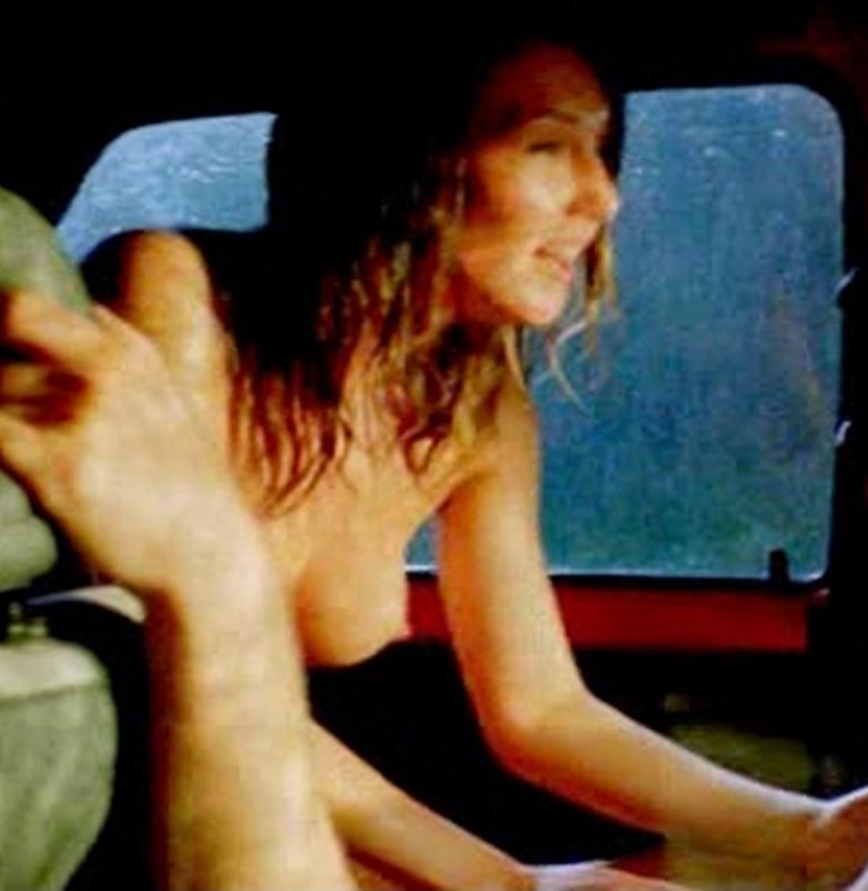 Carice Van Houten Nude Sex Scene In Fathers Affair Movie