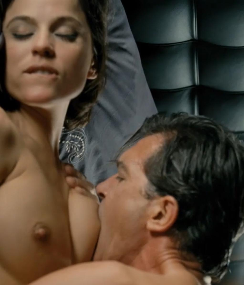 Elena Anaya Nude Sex Scene In The Skin I Live In Movie