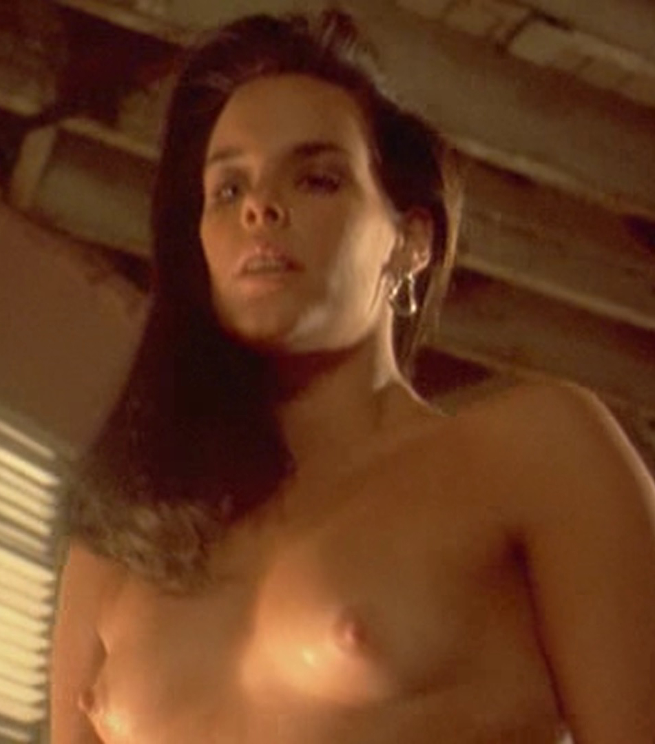 Alexandra Paul Nude Sex Scene In Sunset Grill Movie