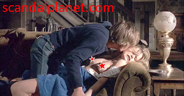 Susan George Naked Sex Scene In Straw Dogs Movie