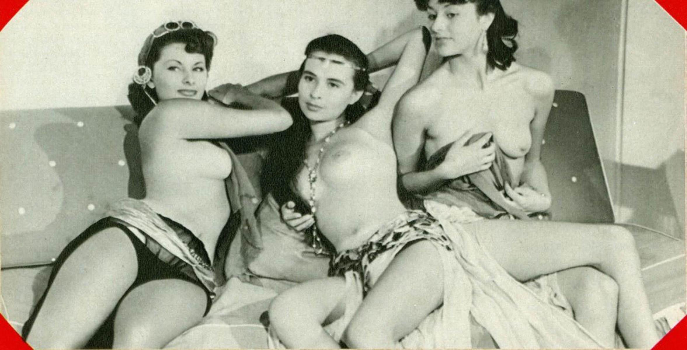 Sophia Loren Nude Collection