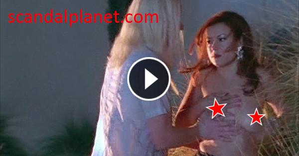 Jennifer Tilly Nude Sex Scene In Fast Sofa Movie