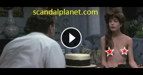 Elizabeth McGovern Nude Scene In Ragtime Movie