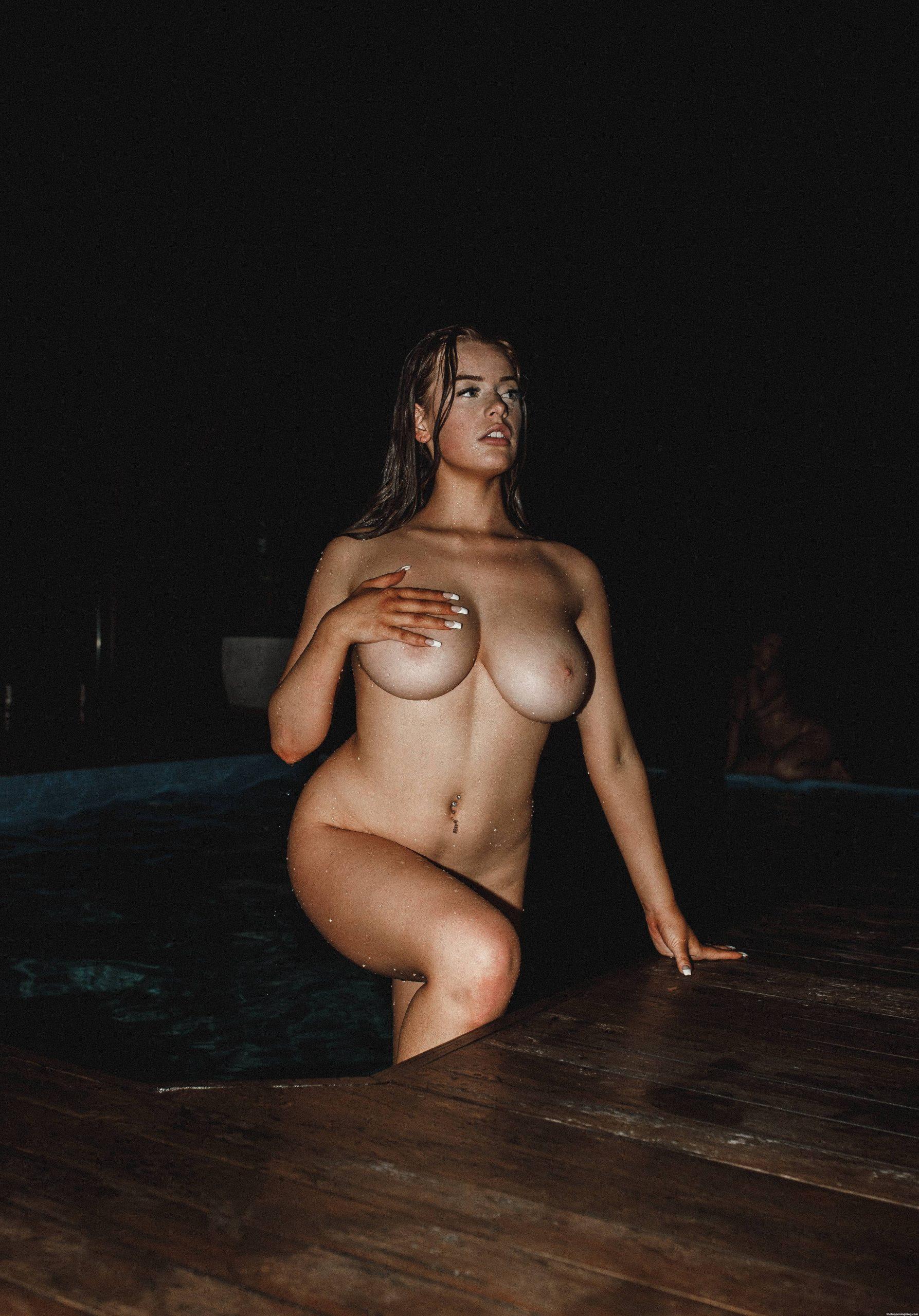 Corinna Kopf Nudes (4 Pics   Video)