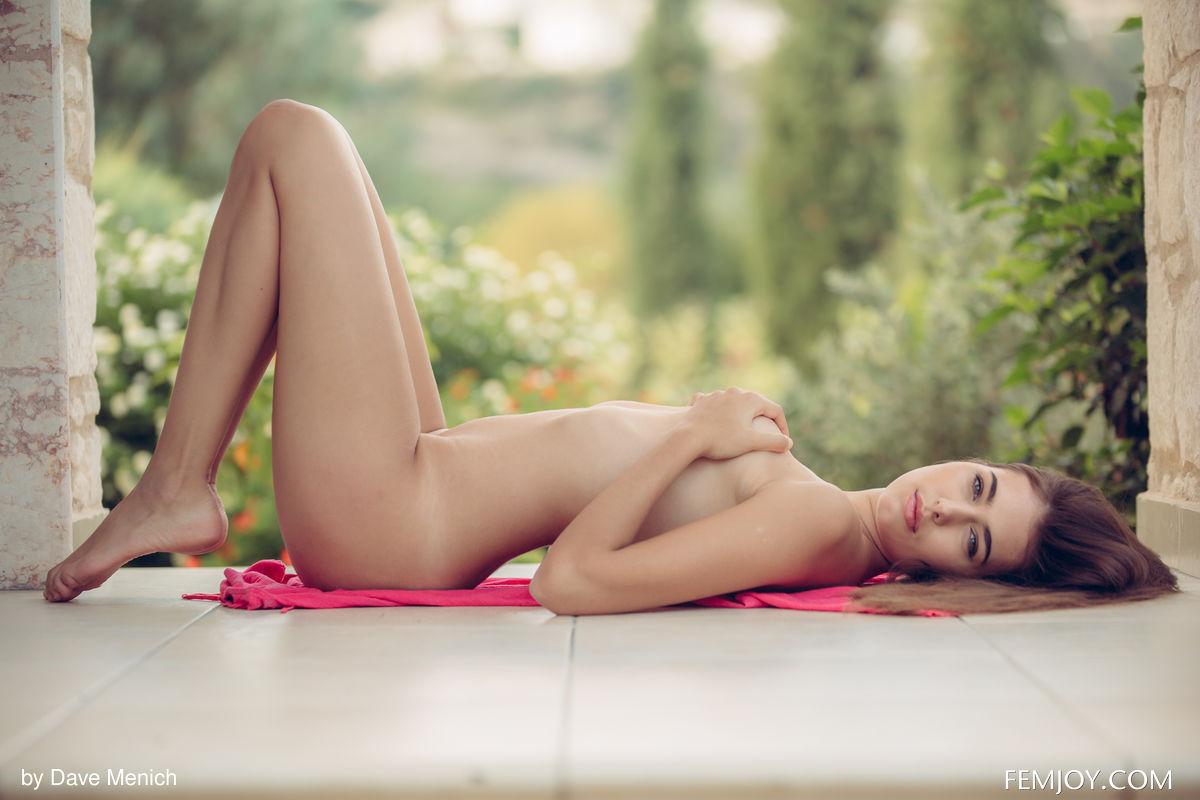 Katrine Pirs Our Secret Place By Femjoy