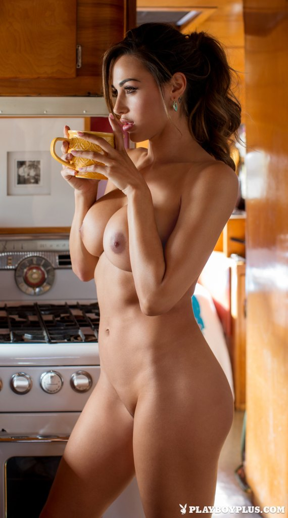 Ana Cheri Nude in Strong Woman by Playboy (15 Photos   Video)