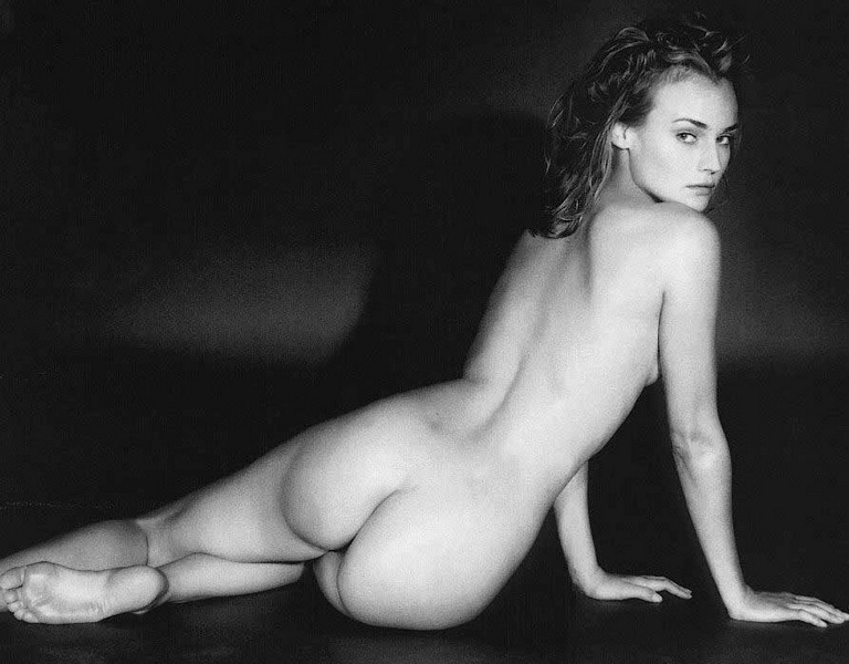 Diane Kruger bw nudity