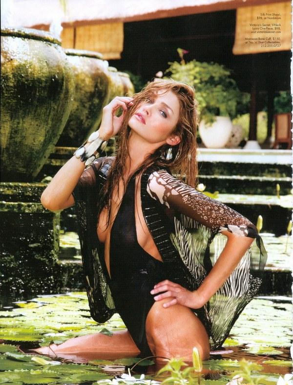 Sarah Mutch lingerie