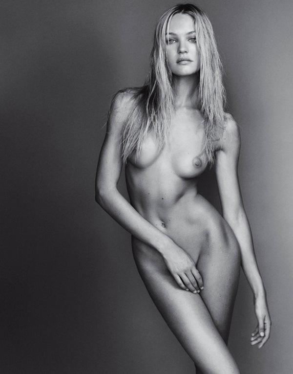 Candice swanepoel pure nudity