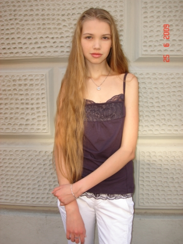 Ksenia Komleva so young stunning beauty …