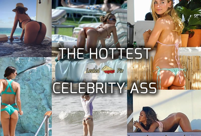 We Ranked The Best Celebrity Ass