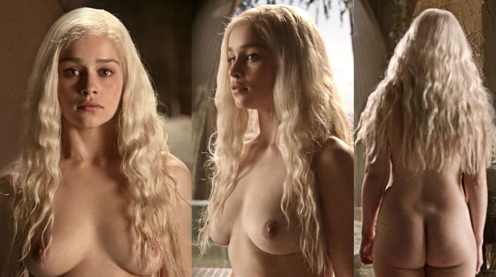 Emilia Clarke Nude Pics & NSFW Videos