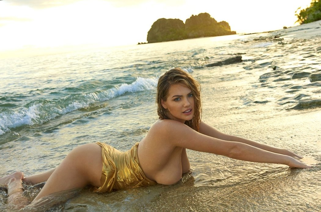 Kate Upton's HOTTEST Sports Illustrated Photos!
