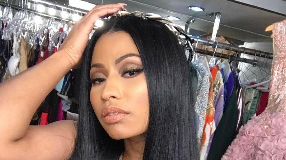 What! A Nicki Minaj Sex Tape Leak?