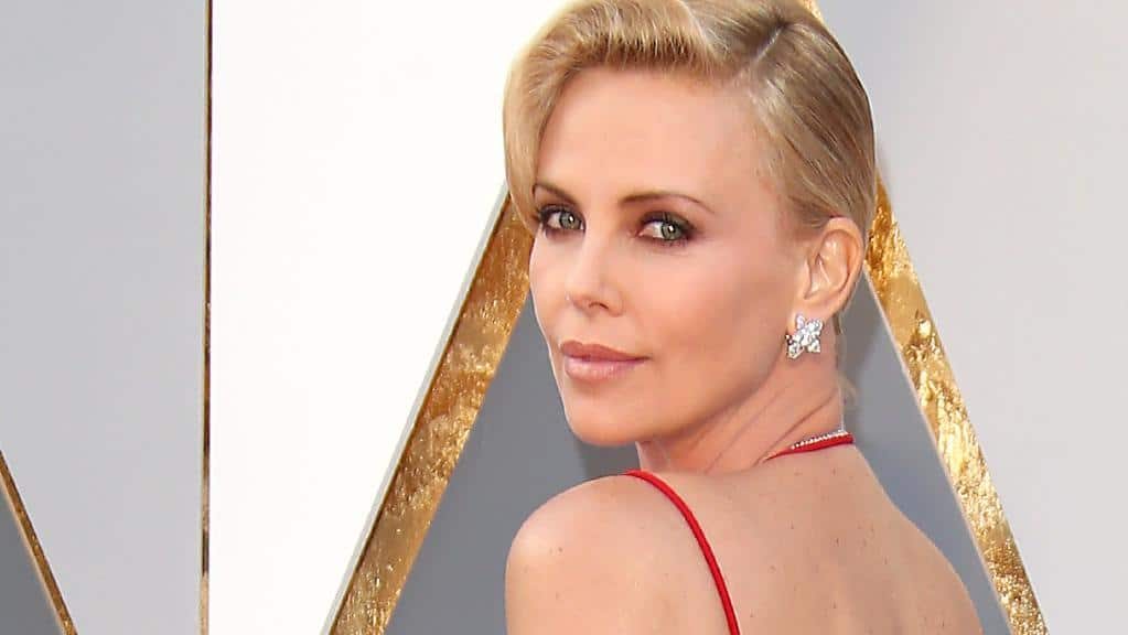 Charlize Theron Nude Pic Collection