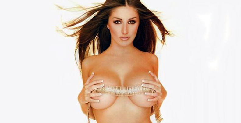 Lucy Pinder Nude Ultimate Photo Collection